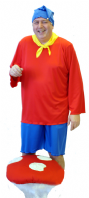 Noddy Toytown Costume